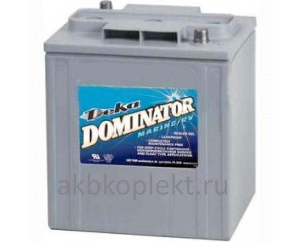 Гелевый аккумулятор Deka 8GTE35 (GEL) (6 Вольт)