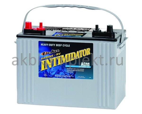 Аккумулятор Deka Intimidator 8A27M (AGM)