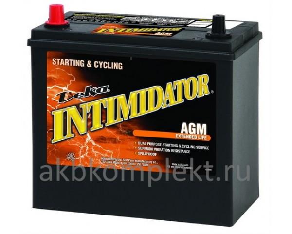 Аккумулятор Deka Intimidator 9A51P (AGM)