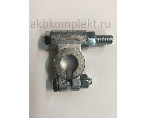 Клемма для грузовых автомобилей (минус) Deka 05316