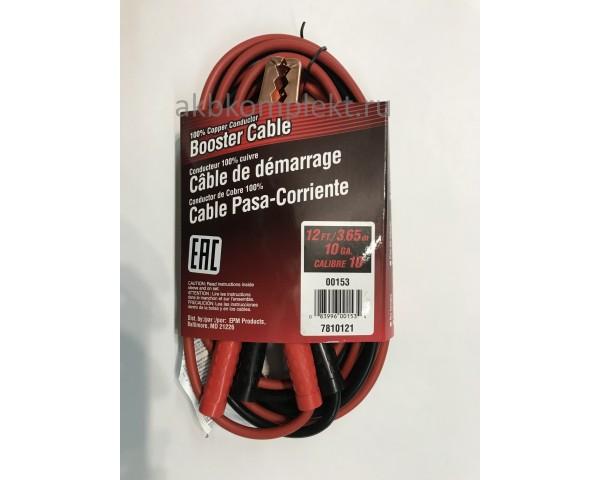 Провода прикуривания Deka 00153