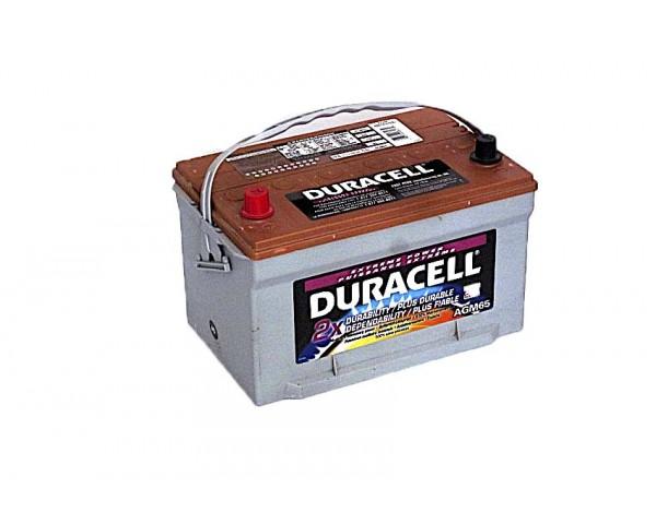 Аккумулятор DURACELL AGM65