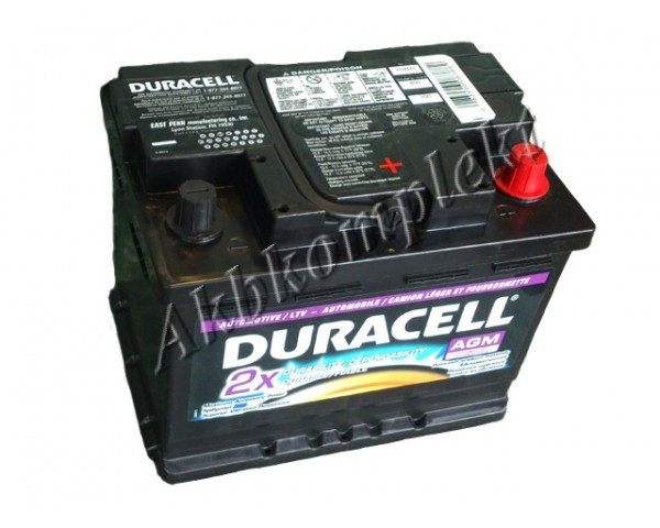 Аккумулятор Duracell AGM47