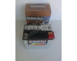 Мото аккумулятор Duracell DTX14L (AGM)
