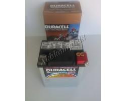 Мото аккумулятор Duracell DTX15L (AGM)