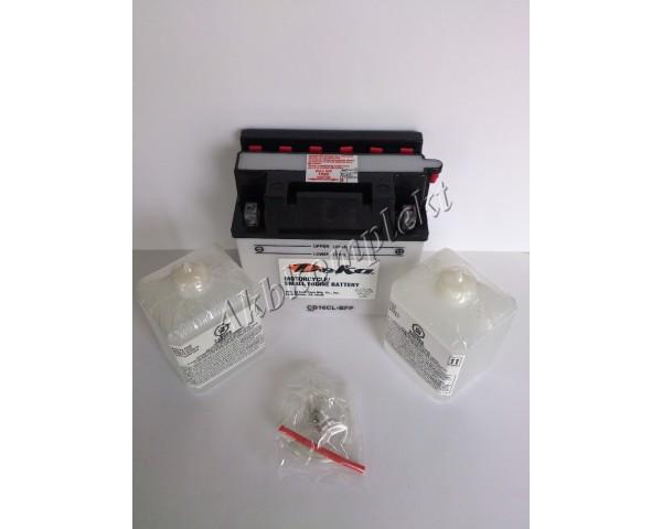 Мото аккумулятор Deka CB16CL-BFP (YB16CL-B)