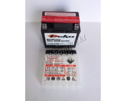 Мото аккумулятор Deka CTX5L-BS (AGM) (YTX5L-BS)
