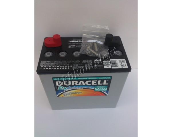 Аккумулятор DURACELL AGM22NF