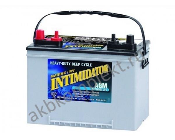 Аккумулятор Deka Intimidator 9A34M (AGM)
