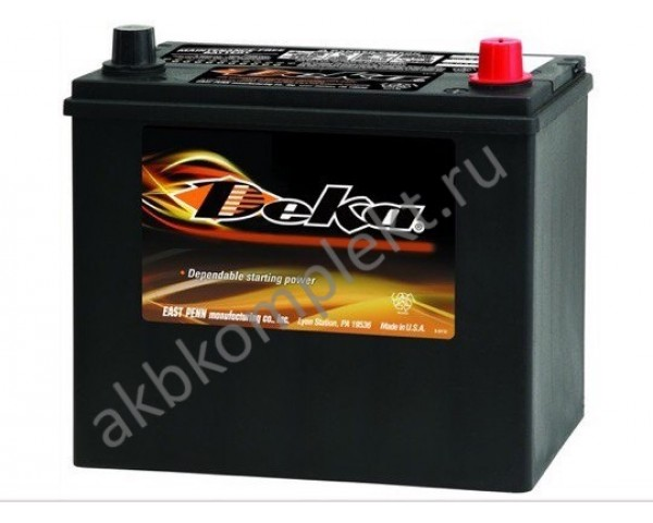Аккумулятор Deka 551RMF