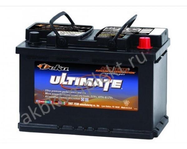 Аккумулятор Deka Ultimate 9AGM48