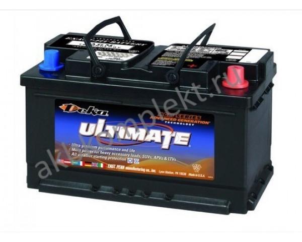Аккумулятор Deka Ultimate 9AGM49