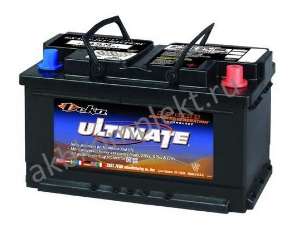 Аккумулятор Deka Ultimate 9AGM94R (AGM)