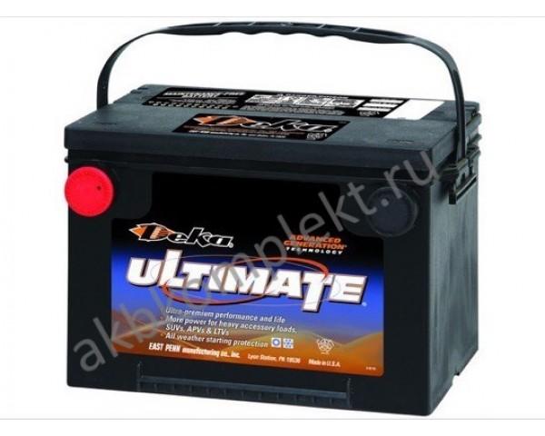 Аккумулятор Deka Ultimate 778MF (БТ)