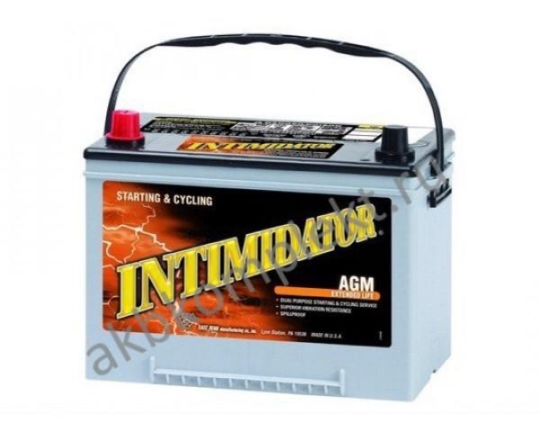 Аккумулятор Deka Intimidator 9A34 (AGM)