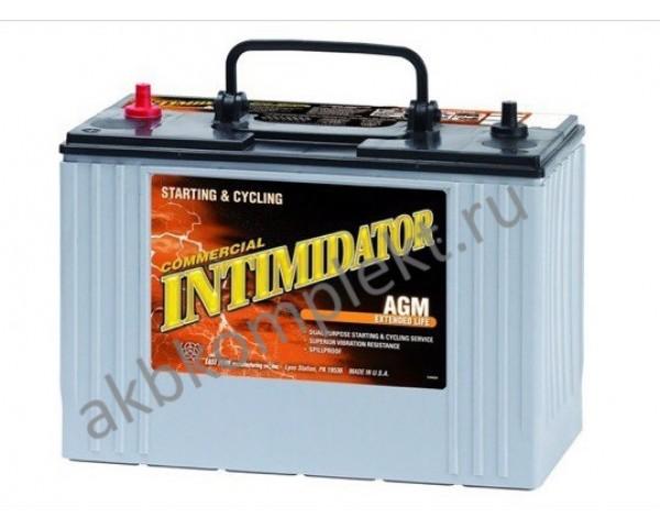 Аккумулятор Deka Intimidator 9A31 (AGM)