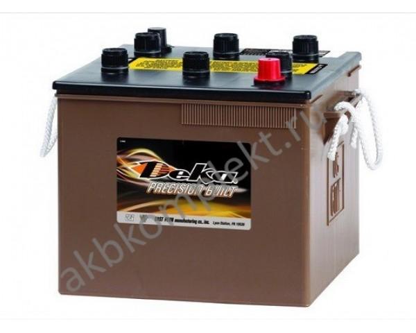 Аккумулятор Deka 6TMF (техника LIEBHERR)