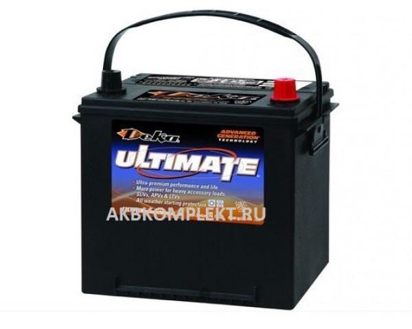 Аккумулятор Deka Ultimate 735MF