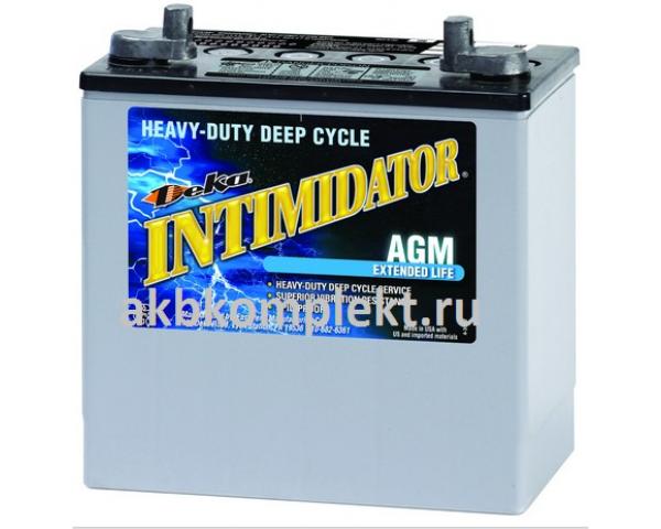 Аккумулятор Deka Intimidator 8A22NF (AGM)