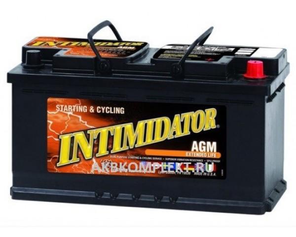 Аккумулятор Deka Intimidator 9A49 (AGM)