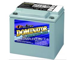 Гелевый аккумулятор Deka 8G40C