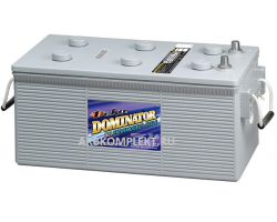 Гелевый аккумулятор Deka 8G8D