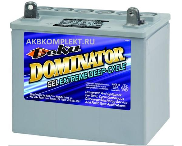 Гелевый аккумулятор Deka 8GU1 (GEL)