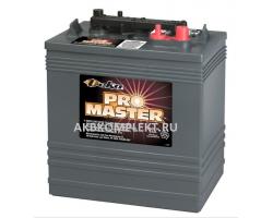 Тяговый аккумулятор Deka GC45 (6 Вольт)