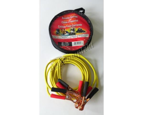 Провода прикуривания мото Deka 00146